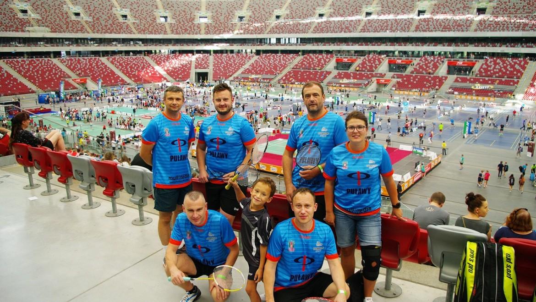 Puławy na Narodowym, czyli Narodowy Dzień Badmintona