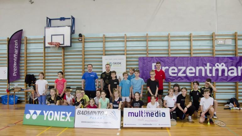 VII Mistrzostwa Puław w badmintonie – wyniki