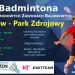 Strefa Badmintona – XVI Międzynarodowe Zawody Balonowe w Nałęczowie